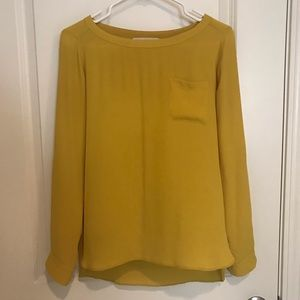 Loft Long-sleeve Blouse